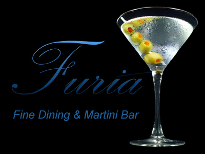 Furia Martini Bar at Brews Brothers